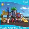 Preschool Playground Equipment/Plastic Playground/Galvanized Outdoor (FQ-KL057A)