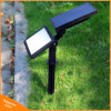 Outdoor Motion Sensor Lithium Battery Solar Light for Lawn Wall Garden