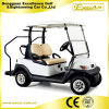 Mission Hill Golf Club Supplier 2 Seater Electric Golf Cart with Caddie Plate
