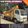 14m 18m 20m Telescopic Aerial Work Platform Truck Vehicle