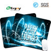 Custom Printing Rubber Back Mouse Pad with Plastic Top