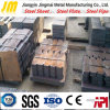 Machine Parts / Auto Parts Laser Cutting Steel Plate with CNC Forming Processing