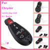 Remote Shell for Chrysler with 4 Buttons