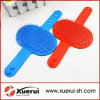 Rubber Pet Grooming Massage Brush for Dog Cleaning