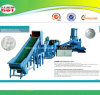 Plastic Film/Woven Bags/Bottles Crushing and Washing Machines Line