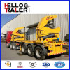 China Made Tri Axle 40 Ton Side Loader Container Trailer