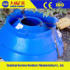High Quality Manganese Steel Mesto Bowl Liner