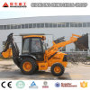 Agricultural Tractor 7ton Backhoe Loader Equipments Producing