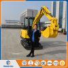 Chinese 800kg 2200kg Mini Farmland Digger Excavator