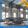 Mobile Garage Used Scissor Type Used Car Lifts for Sale