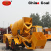 4 Wheel Drive Self Loading Truck Concrete Mixer Truck
