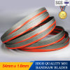M51 Bimetallic Band Saw Blades for Cutting Stainless Steel