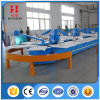 Oval Automatic Silk Screen Printing Machine for Shirt Printing