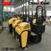 1.3 Tons Driving Gasoline Double Drum Hydraulic Vibratory Road Roller