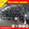 Complete Electricity System Triboelectric Separator to Produce Zro2 65-66%