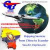 Air Freight to Ecuador