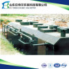 400tons/Day Underground Residential Sewage Treatment Plant, Clear Water Discharge