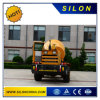 Self-Loading Cement Concrete Mixer by Silon Concrete Mixer Working Vietmam