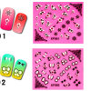 Manufactory 3D Nail Art Sticker Decoration