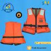 Orange PVC Foam Life Jacket