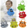 Wholesale Funny Design Silicon Rubber Baby Bibs