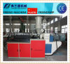 High Efficiency Sj Single Screw Plastic Pipe Extruder