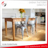 First Quality Restaurant Dining Original Nickel Metal Chair (TP-2)