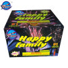 81 Shots Happy Family Color Box Pyrotechnic Cakes