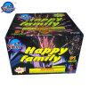 81 Shots Happy Family Color Box Pyrotechnic Cakes