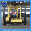 Two Wheels Trailer Type Water Well Drilling Rig Machinery