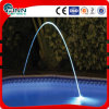 Factory Supply LED Light Beam Colorful Fountain Jet Nozzle