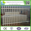 White Powder Coated Steel Aluminum Fence for Sale