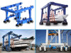 Marine Yard Boat Lifting Gantry Crane