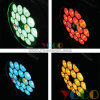 18*3W RGB 3in1 LED Disco Wash Light Stage Moving Head