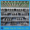 Flange Rail/ Girder Rail/ Grooved Rail/ Steel Rail/ Crane Rail/Rail