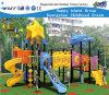 Ocean Feature Plastic Outdoor Playground Equipment Hf-12401