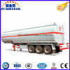3 Axle 50cbm Carbon Steel Flammable Fuel/Oil/Diesel/Petrol/Crude Oil Utility Tanker Truck Semi Trailer with 4 Silo