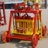 Manual Mobile Block and Brick Machine with Best Price for Concrete and Cement Block and Brick (QMR4-45)