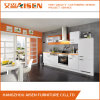 European Style New Small Kitchen Furniture Lacquer Kitchen Cabinet