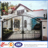 Decorative Residential Wrought Iron Gates