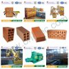 Soil Brick Making Machine with Brick Sample