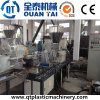 Co-Rotating Double Screw Extruder / Pet Bottles Recycling Pelletizing Machine