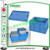 High Quality Solid Fold up Plastic Storage Box