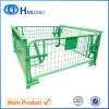 Steel Folding Stackable Mesh Pallet Cages