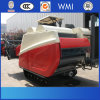 Rice Paddy Combine Harvester for Philippines Muddy Land