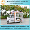 Jiejing Made Moving Food Truck Mobile Food Trailers