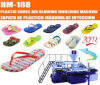 Plastic PVC Shoe Making Machine