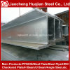 M. S. Q235 Double T Steel H Beams for Korea