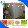 Food Grade Staless Steel Vegetable and Fruit Drying Machine