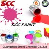 Good Resistance 2k Solid Auto Refinish Car Paint Coating